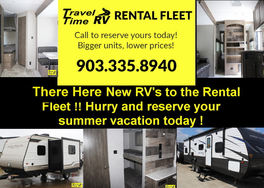 Travel Time RV's