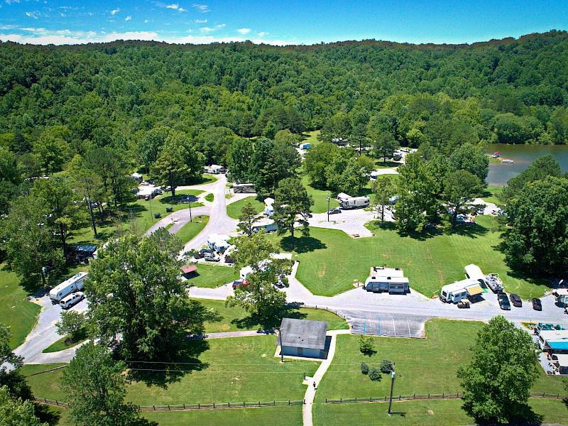 Barton Springs Campground