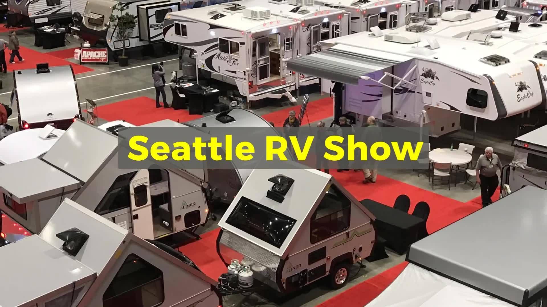 Seattle RV Show