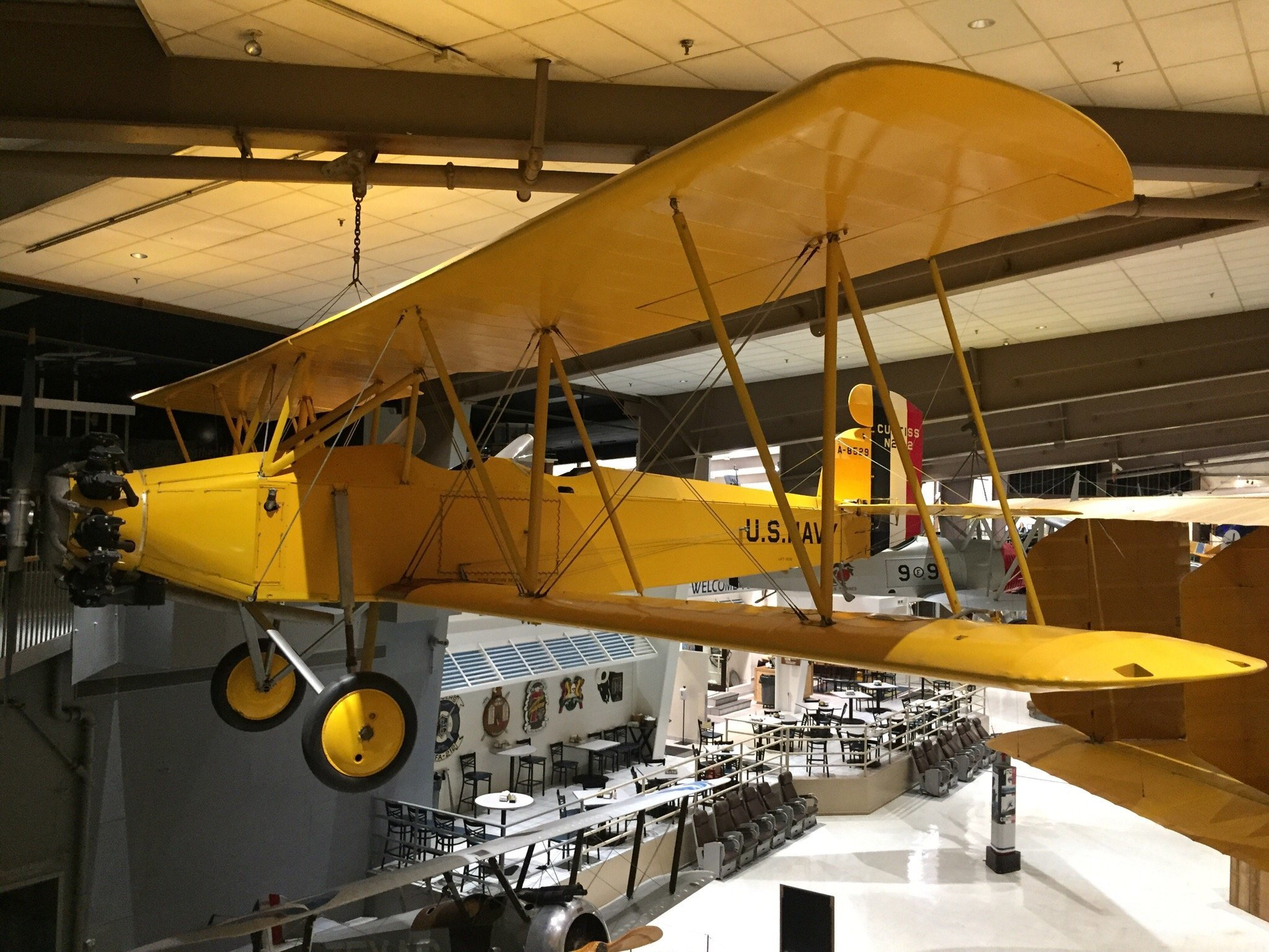National Navel Aviation Museum