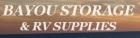 Bayou RV Supplies