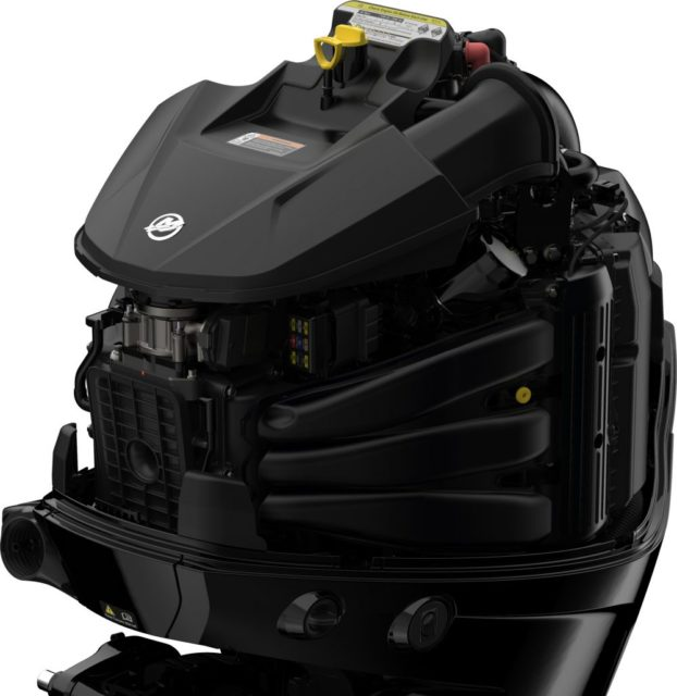 New Mercury Four Stroke Outboard Engines Hit the Water - WIKI
