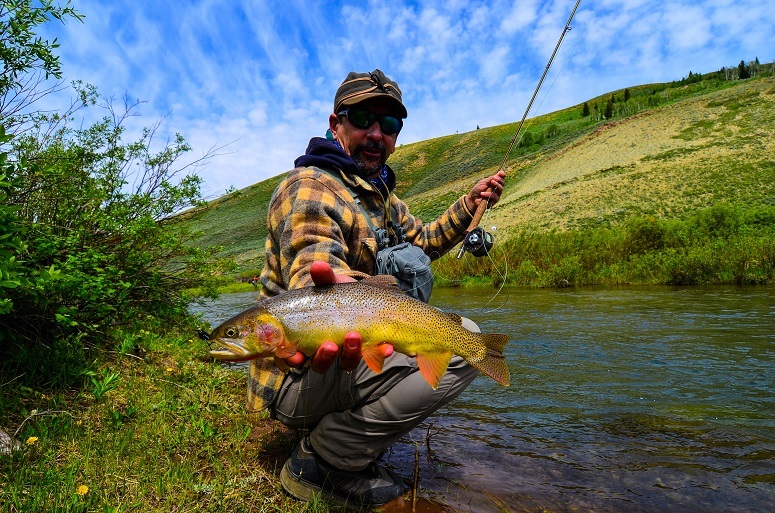 Wyoming buy 2018 licenses now and save wiki recreation for Lifetime fishing license price